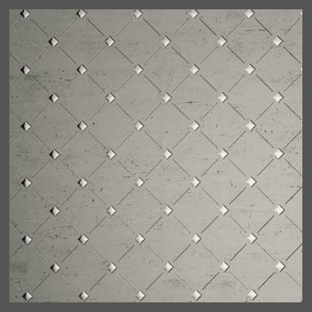 PUNCH LINE 3D - PL 3D Q-10-30 Old Platin/ Silver