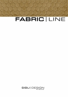 Katalog Sibu Design FABRIC LINE katalog z wybranymi próbkami