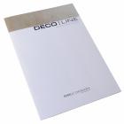 Katalog sibu design Deco Line z wybranymi próbkami