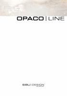 Katalog Sibu Design OPACO LINE katalog z wybranymi próbkami
